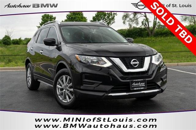 used 2017 Nissan Rogue car, priced at $17,900