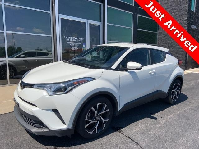 used 2018 Toyota C-HR car, priced at $19,900