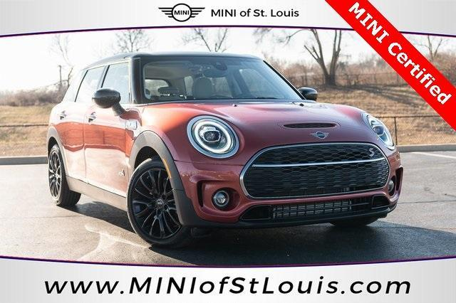used 2020 MINI Clubman car, priced at $31,400