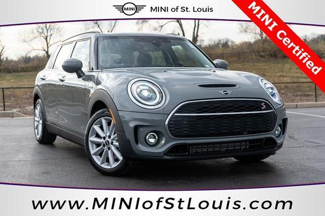 used 2020 MINI Clubman car, priced at $28,600