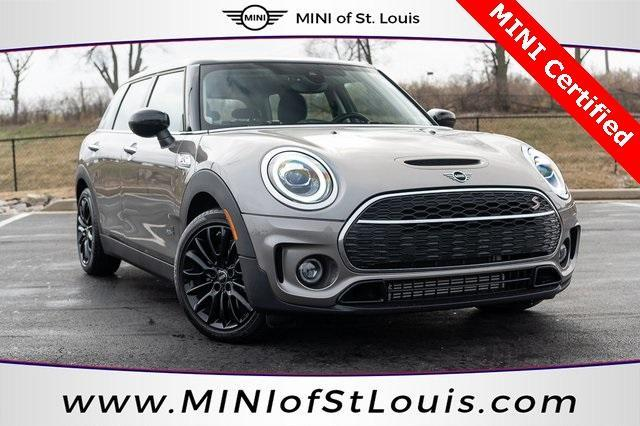 used 2020 MINI Clubman car, priced at $30,500