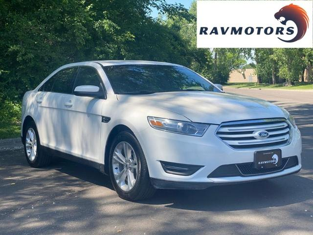 used 2019 Ford Taurus car, priced at $19,982