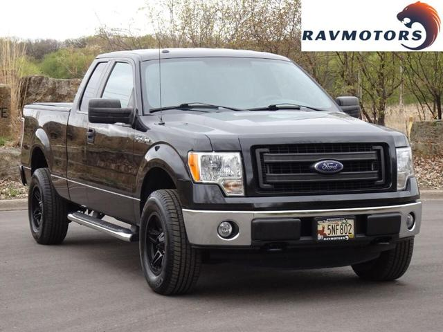 used 2013 Ford F-150 car, priced at $18,573