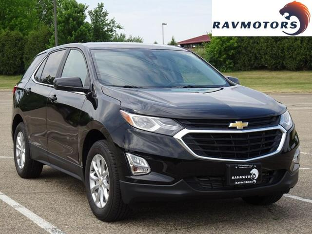 used 2021 Chevrolet Equinox car, priced at $24,573