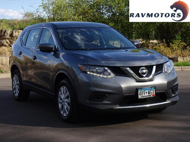 used 2016 Nissan Rogue car, priced at $15,288