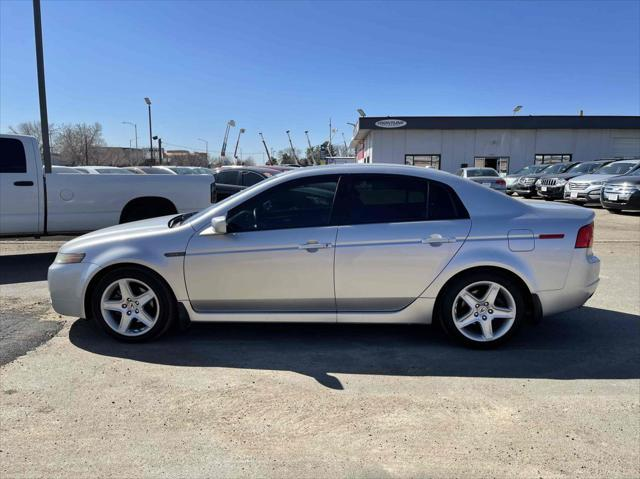 used 2006 Acura TL car, priced at $6,995