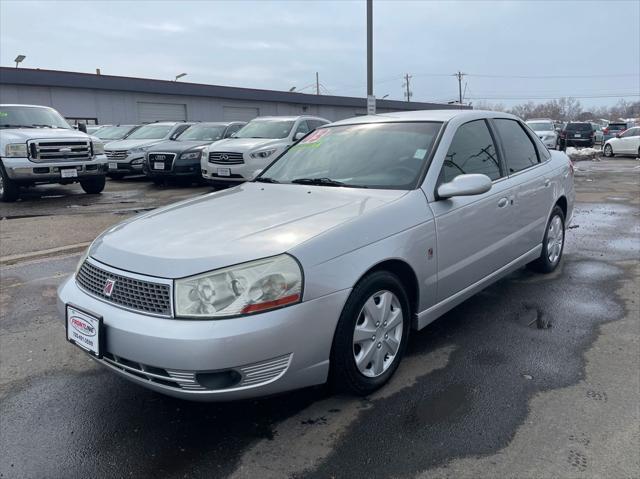 used 2003 Saturn L car, priced at $4,995
