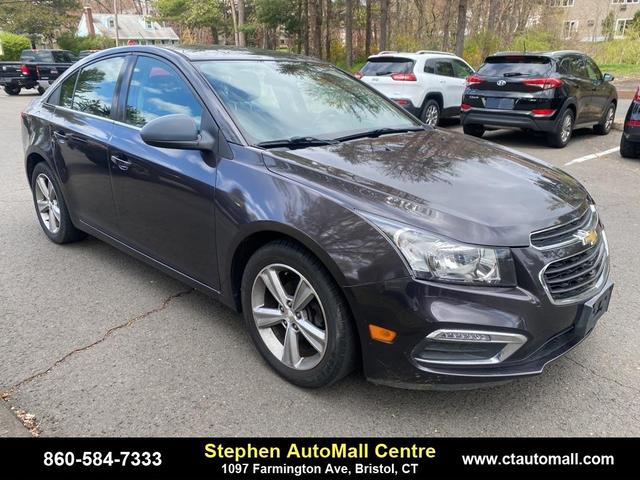 used 2016 Chevrolet Cruze Limited car, priced at $12,000