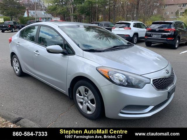 used 2016 Kia Forte car, priced at $12,000