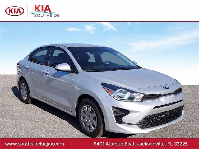 new 2021 Kia Rio car, priced at $15,584