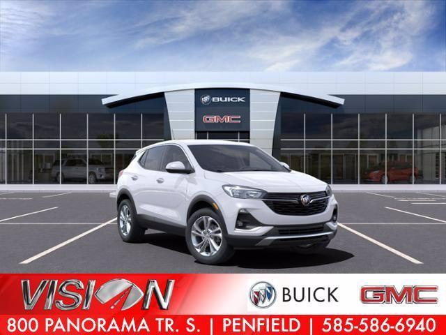 new 2021 Buick Encore GX car, priced at $25,195