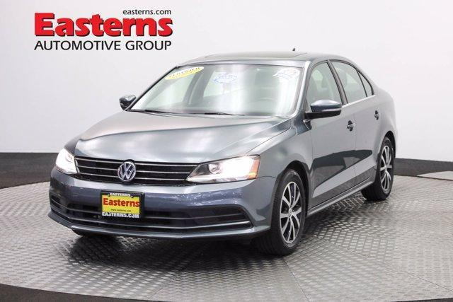 used 2017 Volkswagen Jetta car, priced at $17,750