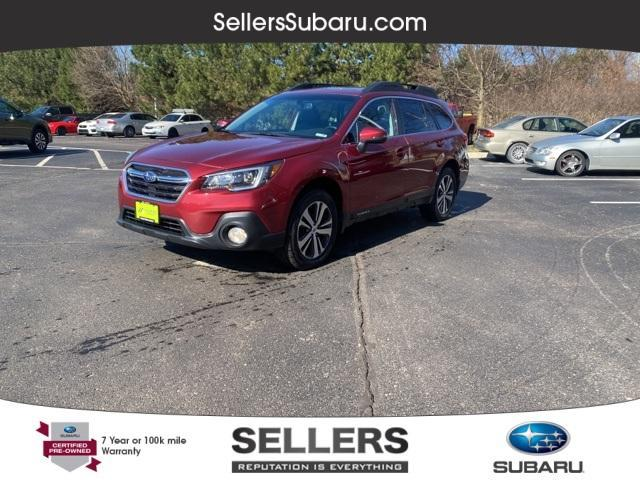 used 2018 Subaru Outback car, priced at $28,868
