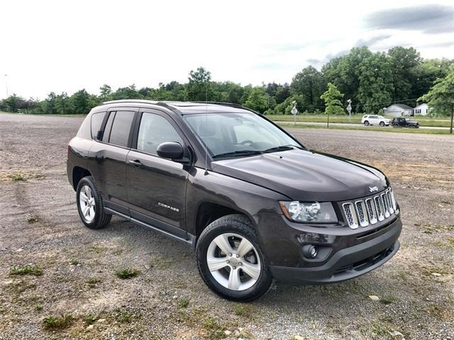 used 2014 Jeep Compass car, priced at $13,995