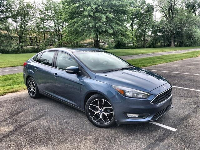 used 2018 Ford Focus car, priced at $16,900