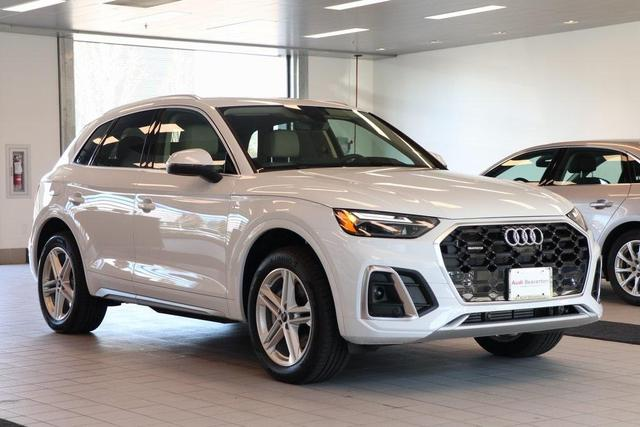 new 2021 Audi Q5 e car, priced at $58,915