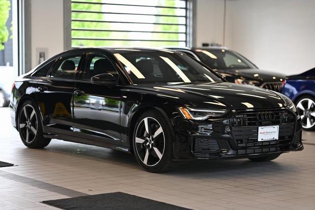 new 2021 Audi A6 car, priced at $70,525