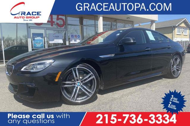 used 2018 BMW 640 Gran Coupe car, priced at $38,995