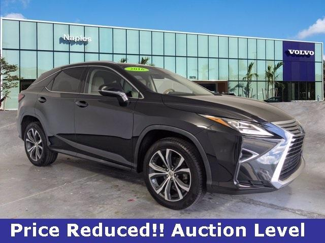 used 2016 Lexus RX 350 car, priced at $29,954
