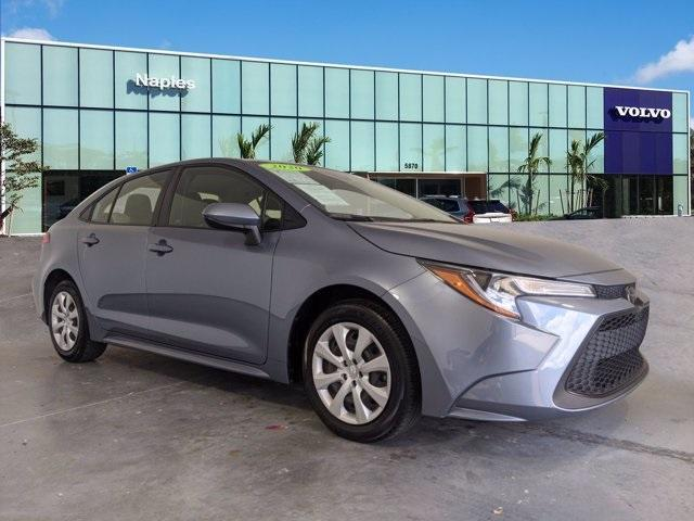 used 2020 Toyota Corolla car, priced at $17,984