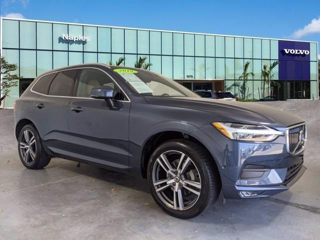 used 2018 Volvo XC60 car, priced at $37,334