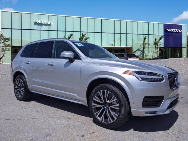 new 2021 Volvo XC90 car, priced at $58,359