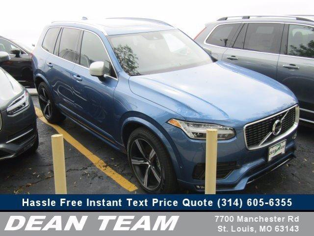 new 2019 Volvo XC90 car, priced at $74,055