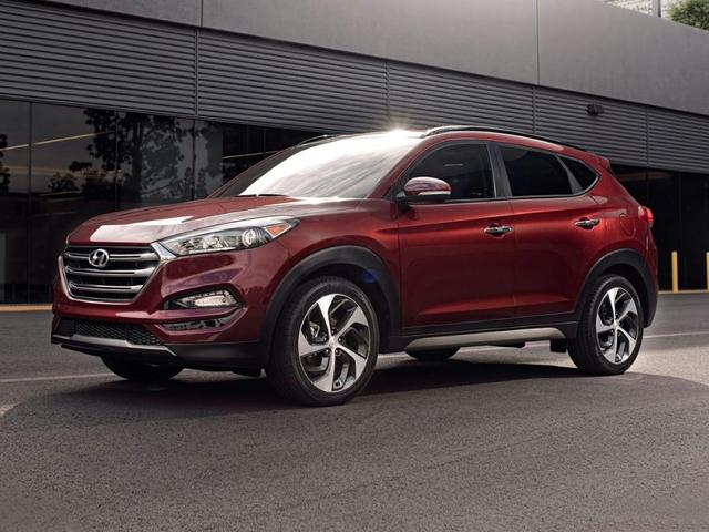 used 2018 Hyundai Tucson car, priced at $25,784