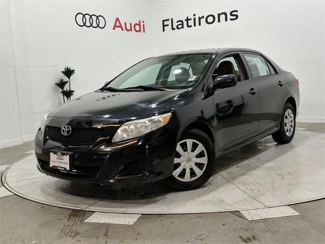 used 2010 Toyota Corolla car, priced at $12,806
