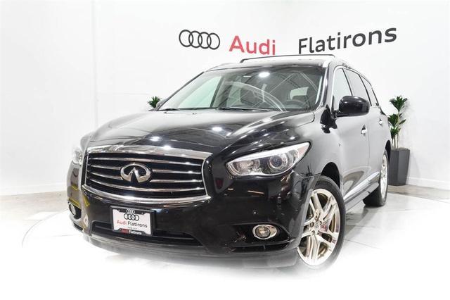 used 2014 INFINITI QX60 car, priced at $21,996
