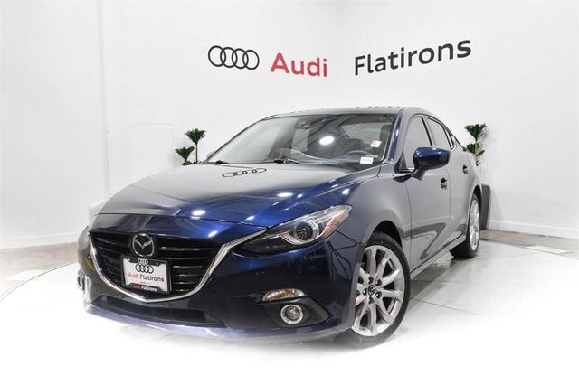used 2016 Mazda Mazda3 car, priced at $19,853