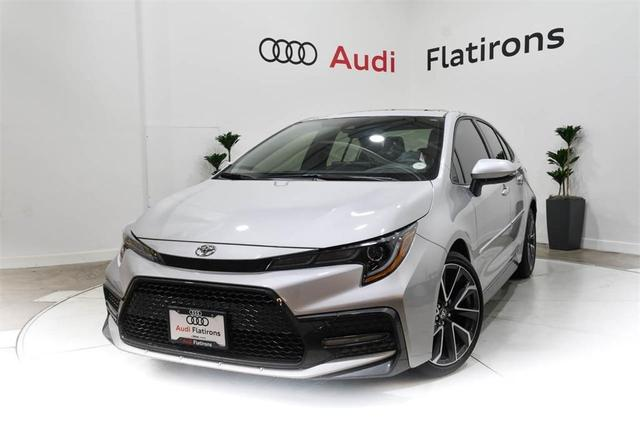 used 2020 Toyota Corolla car, priced at $23,479