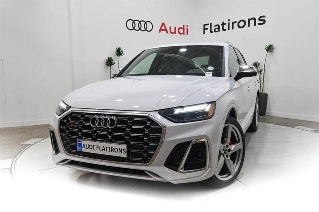 new 2021 Audi SQ5 car, priced at $68,380