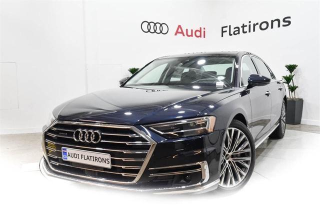 new 2021 Audi A8 car, priced at $93,240