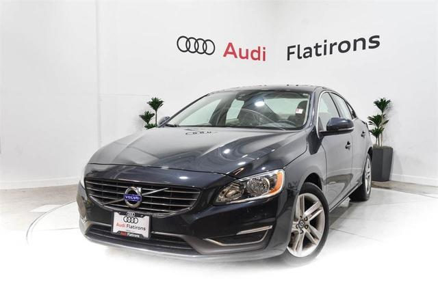 used 2014 Volvo S60 car, priced at $15,826