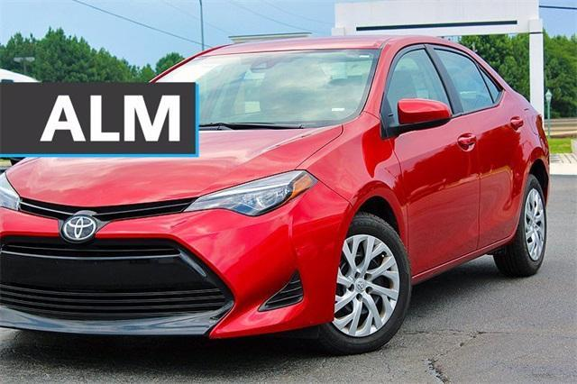 used 2019 Toyota Corolla car, priced at $17,977