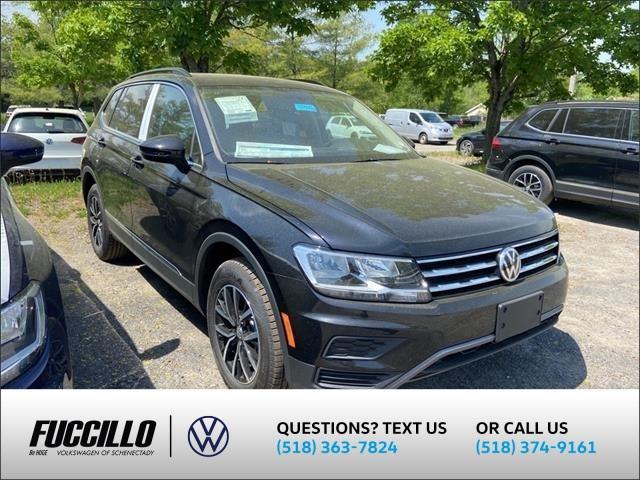 new 2021 Volkswagen Tiguan car, priced at $31,944