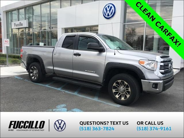 used 2016 Toyota Tundra car, priced at $35,300