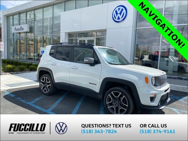 used 2019 Jeep Renegade car, priced at $24,900