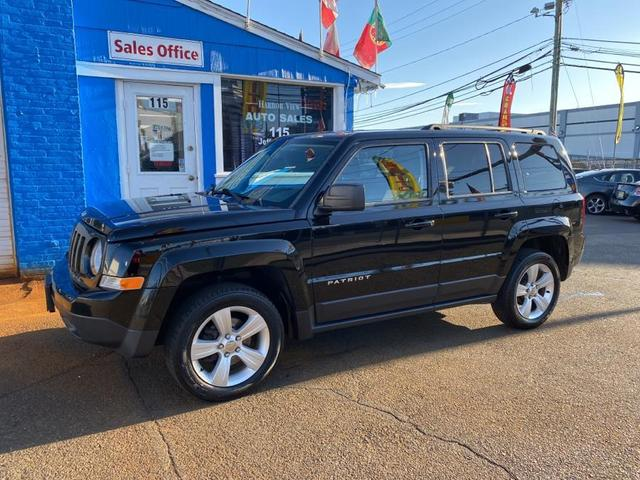 used 2015 Jeep Patriot car, priced at $10,800