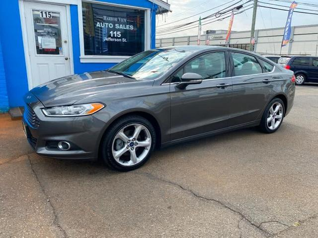 used 2016 Ford Fusion car, priced at $13,800
