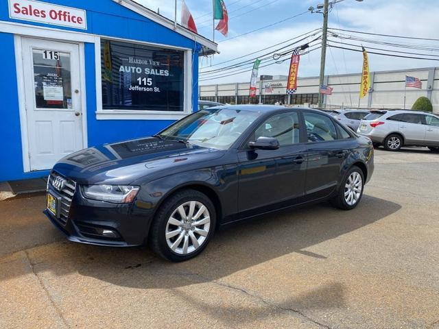 used 2014 Audi A4 car, priced at $14,800