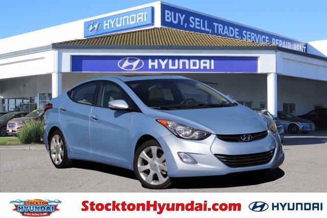 used 2013 Hyundai Elantra car, priced at $12,788
