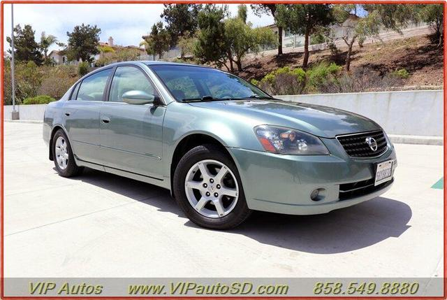 used 2005 Nissan Altima car, priced at $5,499