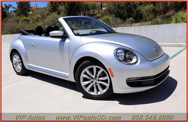 used 2013 Volkswagen Beetle car, priced at $17,799