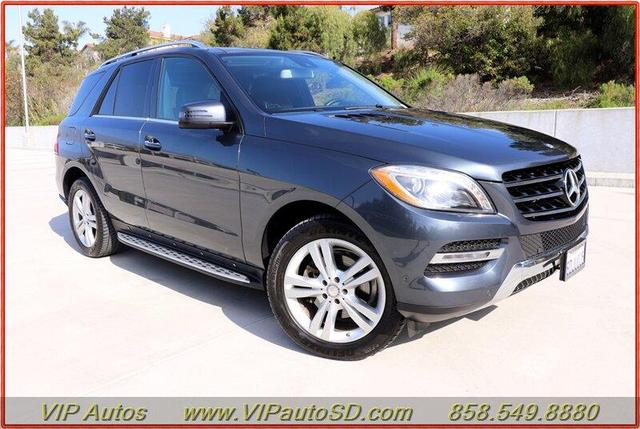 used 2014 Mercedes-Benz M-Class car, priced at $20,899