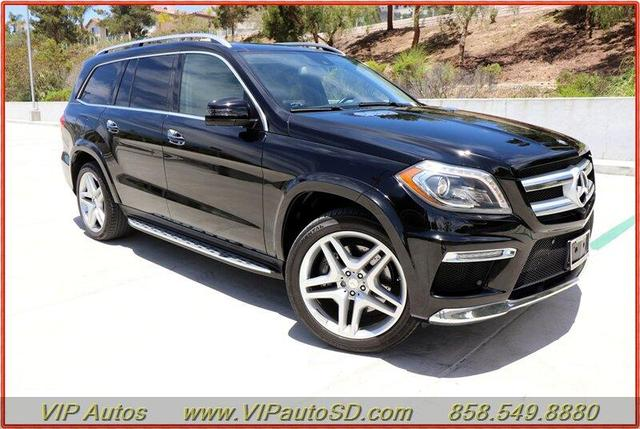 used 2015 Mercedes-Benz GL-Class car, priced at $36,899