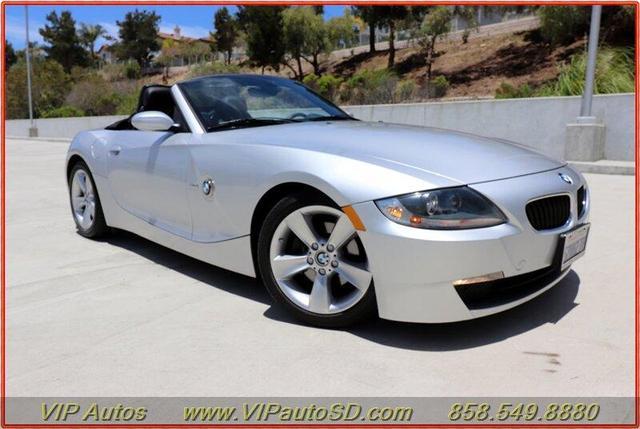 used 2007 BMW Z4 car, priced at $13,799