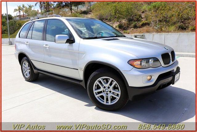 used 2004 BMW X5 car, priced at $12,499