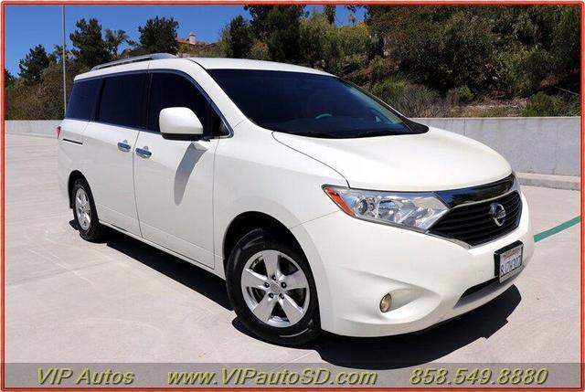 used 2014 Nissan Quest car, priced at $11,899